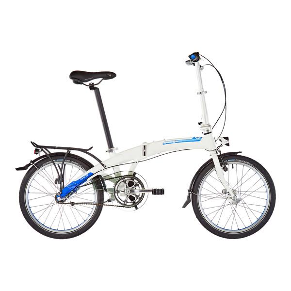 Dahon Bici Pieghevole Prezzo.Bicicletta Pieghevole Dahon Curl I3 20 Bianco 2019 Probikeshop
